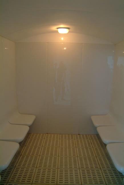 湿蒸房内部