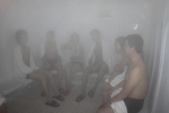湿蒸房使用效果